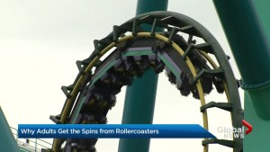 How to overcome motion sickness on roller coasters